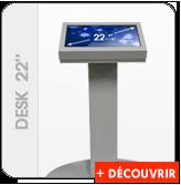 borne interactive corner desk 22