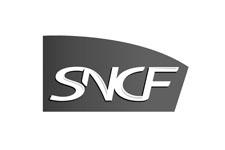 Bornes interactives SNCF