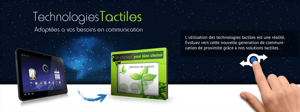 solutions tactiles access tactile